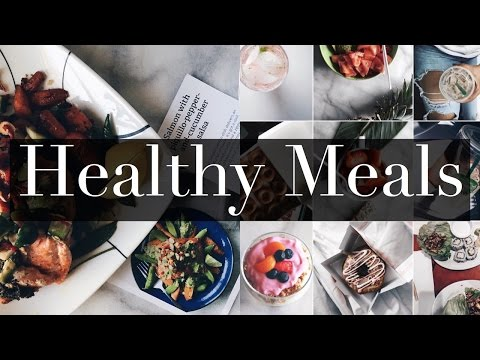 Healthy Meals To Eat and Cook