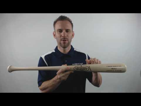 2017 Louisville Slugger Select C271 Series 7 Maple Wood Baseball Bat: WTLW7M271A16 Adult