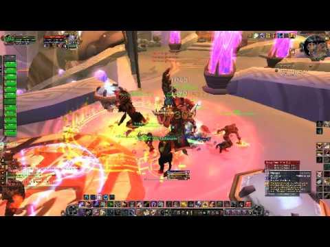The Exodar 12 Man World of Warcraft