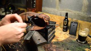 Installing boot speed hooks