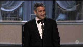 George Clooney Wins Supporting Actor: 2006 Oscars