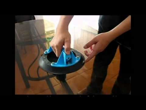 HAND HELD SUCTION CUP