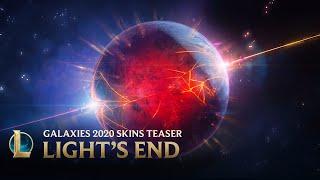 Галактики 2020: конец света   Официальный трейлер образов – League of Legends