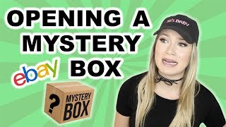OPENING A MYSTERY BOX FROM EBAY