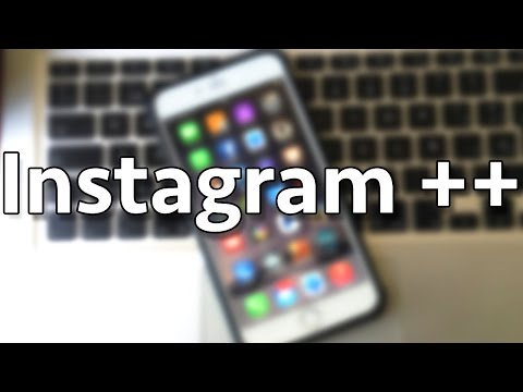 Instagram : Save Pictures and Videos Directly from the app with Instagram++