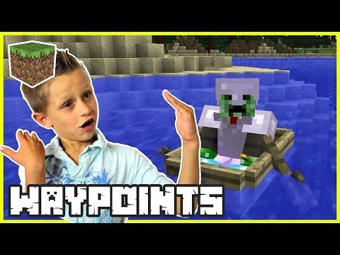 Waypoints Everywhere   Minecraft