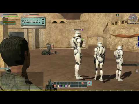 Let's Play - Star Wars Galaxies Legends - Legacy Quest Episode 2