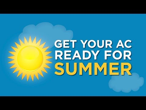 Use & Care Tips: Prep Your AC for Summer