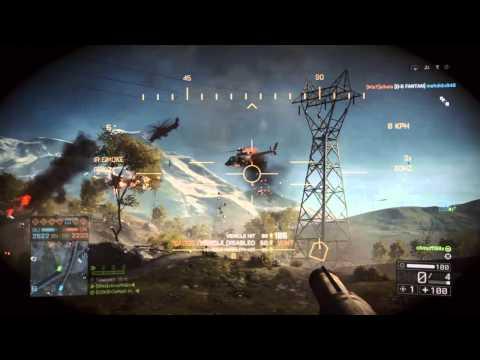 battlefield4 on playstation4 online multiplayer best kills