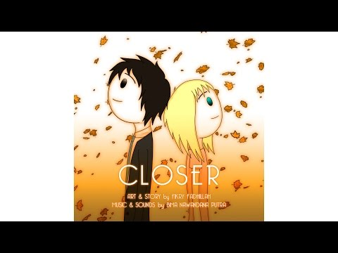 Closer - A Short Animation About Long Distance Relationship