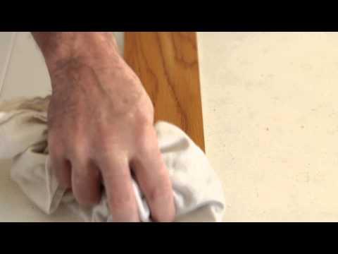 How to Restore Shine on Wood Kitchen Cabinets : Good Wood & Slim Trim