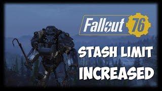 fallout+76+stash+limit Videos - 9tube tv