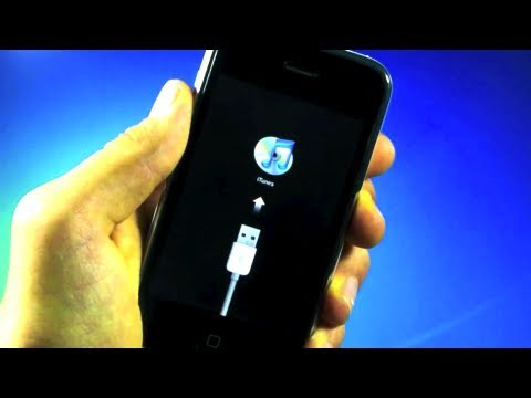 How To Restore & Update 6.15.00 iPhone 3Gs to 4.3.3 Firmware & Unlock Untethered!