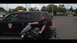POLICE vs. BIKERS 2018 Police Chase, Getaways & Pullovers! 2018 [Ep #57]