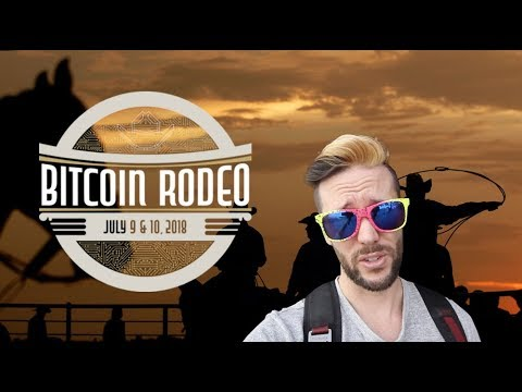 The Bitcoin Rodeo