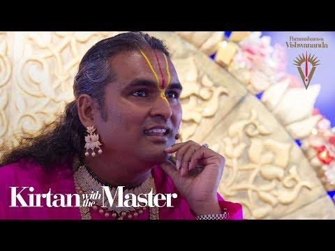 Sri Krishna Chaitanya | Kirtan with the Master