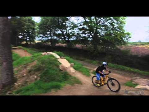 Tarland Trails - Drone Footage