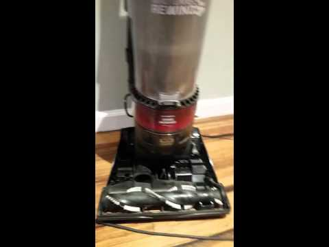 Hoover wind tunnel 2 rewind Pet not spinning