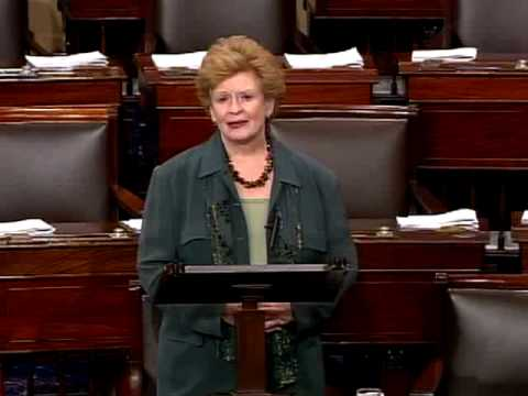 Senator Stabenow Urges Senate to Extend Unemployment Insurance