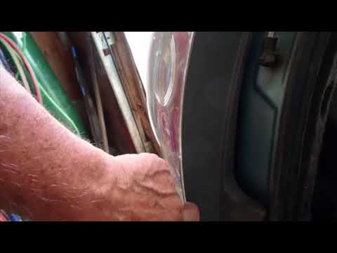 2013 Prius C backup light full of water 2