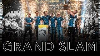 THE VLOG WHERE WE WIN THE GRAND SLAM (spoilers) | Team Liquid CSGO