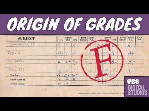 Why Do We Get Grades in School?