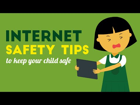 5 Tips to Keep Your Child Safe On The Internet