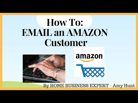 How to Contact an Amazon Customer through email