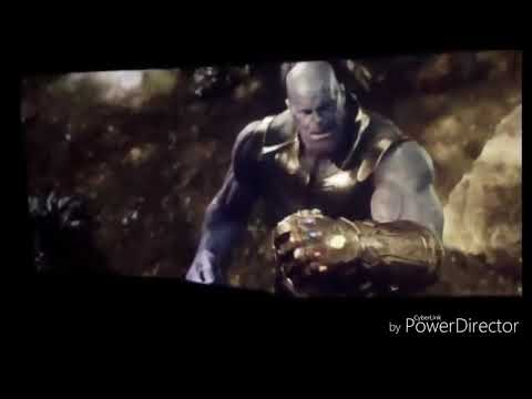 Avenger infinity war Thor kill thanos full clip leaked