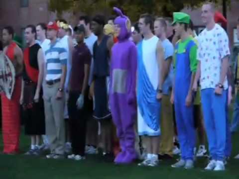 PC's ROTC Halloween Fun Run