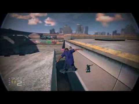 EA: Skate 2, 360 Flip Montage