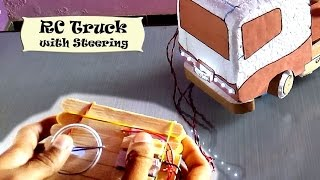 how to make RC Truck at home DIY Part06
