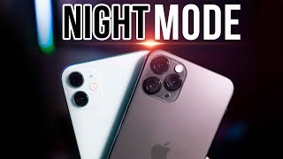 iPhone 11 Pro Max - How to use Night Mode