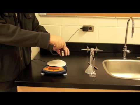 Skills Video- How to make AgNO3 solution