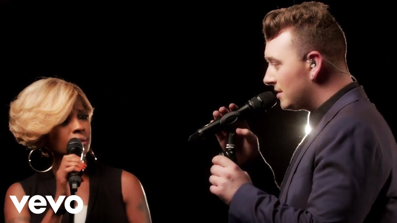 Sam Smith - Stay with Me (feat. Mary J. Blige)