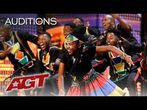 Xxx Mp4 The Ndlovu Youth Choir From South Africa Will Leave You EMOTIONAL America S Got Talent 2019 3gp Sex