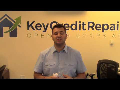 Credit Repair Tip #38-