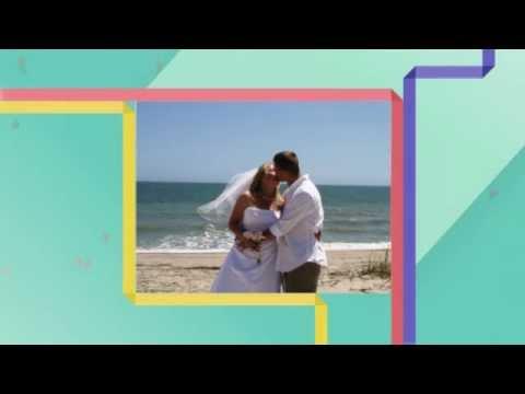 Charleston Beach Wedding Photos 2012