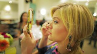 Kelly Clarkson performs with The Boston Pops