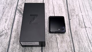 Samsung Galaxy Z Flip - Unboxing and First Impressions