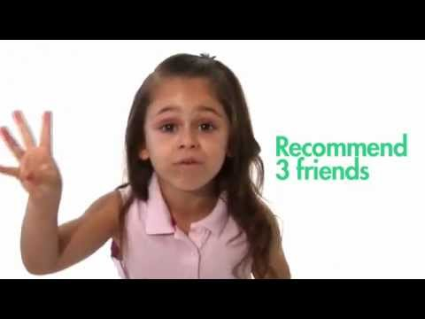 Visalus Weight Loss - So Simple, a Kid can Explain it
