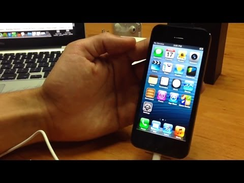How To Unlock iPhone 5 from O2 - Fast and easy!