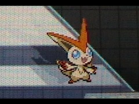 How to get FREE Victini on Pokemon Black/White Mystery Gift WFC This Event is CLOSED