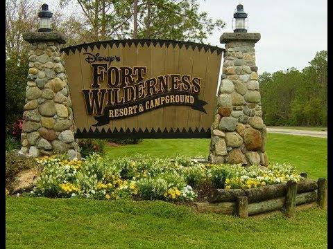 Luxury RV Rentals at Disney's Fort Wilderness Resort & Campg