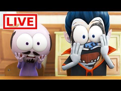 Spookiz LIVE 🔴 Livestream Cartoon | Pranked | 스푸키즈 | Kids Cartoon | Kids Movies