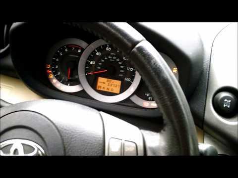 How to Reset MAINT REQD Light on 2010 Toyota RAV4