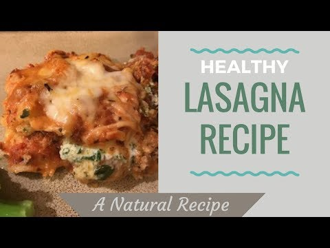 Healthy, Budget Friendly Spinach Tofu Lasagna Meal Prep & Recipe