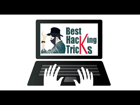 Computer Hacks (How to make an icon with no name and invisible icon)