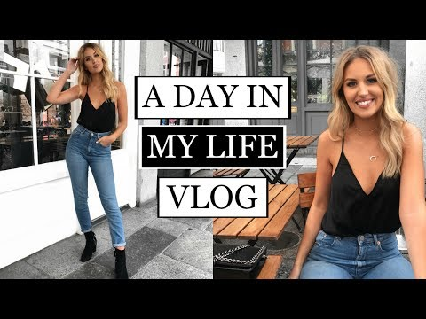 A DAY IN MY LIFE | LONDON & INSTAGRAM PHOTOSHOOT VLOG
