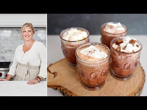 Xxx Mp4 Food — The Best Homemade Hot Chocolate 3gp Sex